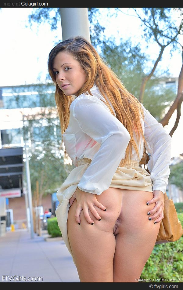 Naked butts from Arizona on the public.